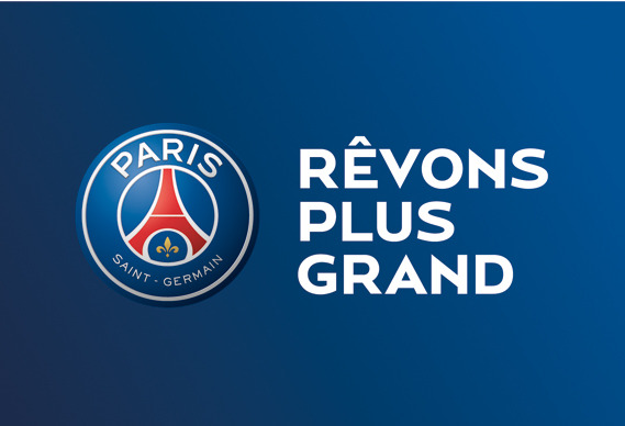 PSG dreams bigger with new identity