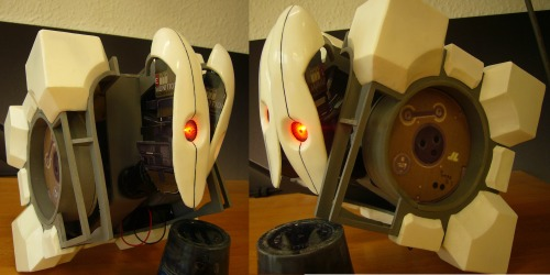 Frankenturret (Portal2) update - Heads attached by ~Corroder666