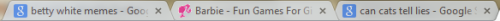 theselener:  i realized that i had all 3 of these tabs open and i had to take a moment to reflect on my life