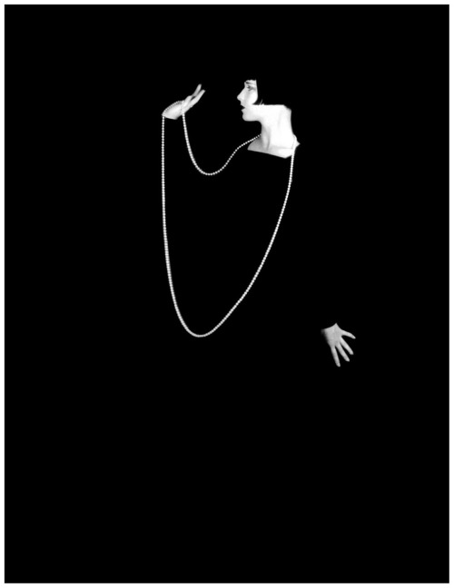 lizzieklotz:  A Portrait of Louise Brooks (1928) by Eugene Robert Richee.