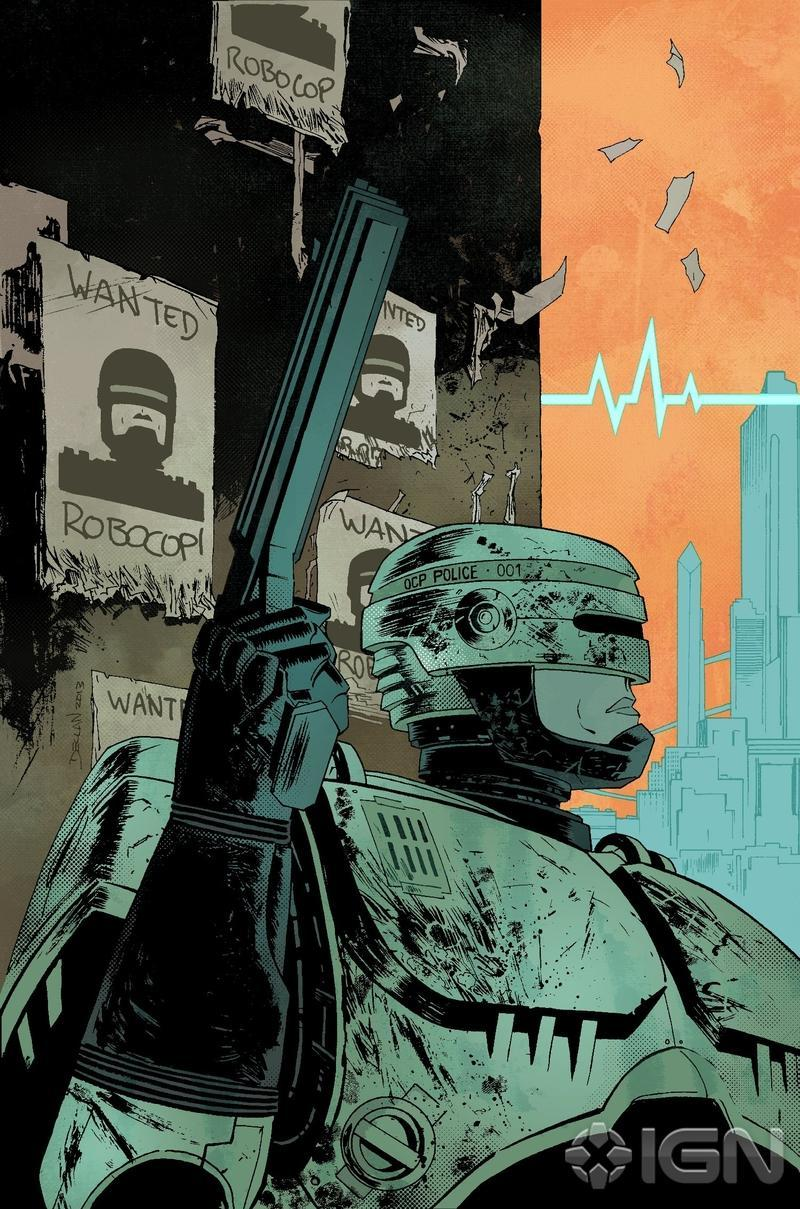 comicsxaminer:  Robocop Comes To BOOM! StudiosBOOM! Studios will release a comic adaptation of Frank Miller's script for Robocop 3this August.…View Post