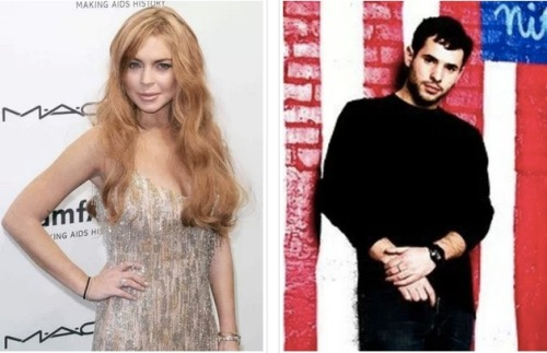 Looks like Lindsay Lohan has already moved on from Max George… Lohan has recently been spotted with 22 year old DJ Julian Cavin in New York City. Naturally, rumors are swirling that they are a couple but Cavin states they are only just friends.