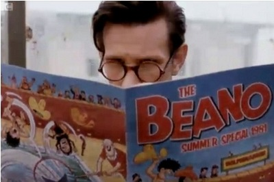 Beano fans get chance to 'travel back in time' thanks to Doctor Who  Matt Smith, who plays the Doctor, was seen reading a Beano summer special from 1981 in an episode aired on April 6, The Rings Of Akhaten. Publishers were inundated with messages from fans and decided to reprint the 32-page comic, including it free inside a special edition of The Beano which is now on sale. The front cover features a caricature of Matt Smith and Dennis the Menace making short work of a Dalek.  read the rest at Herald Scotland