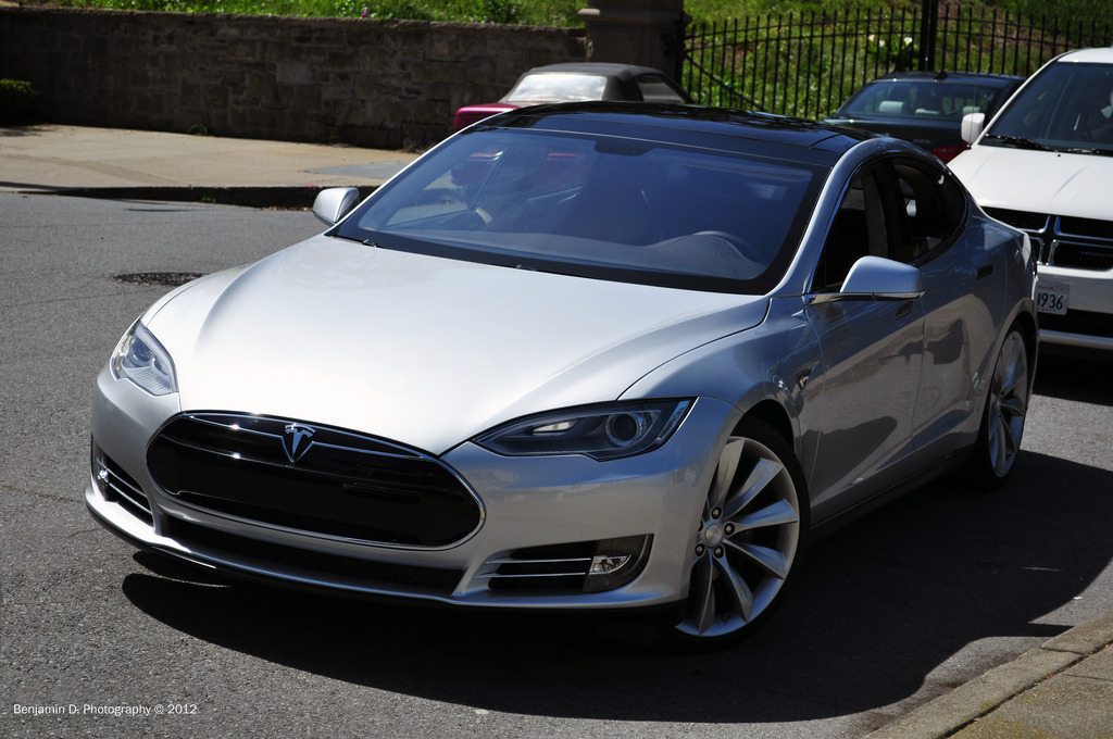 The Model S shows what other American cars lack in design, confidence.