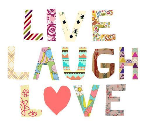 love live laugh live laugh love