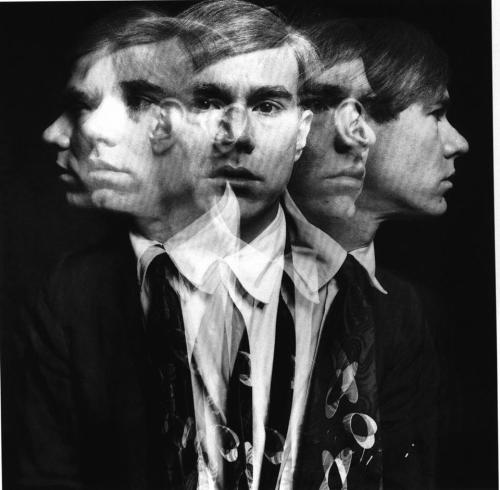 urbsantiquafuit:  baiosensidan:  Andy Warhol via Poking Smot  He looks good from any angle!
