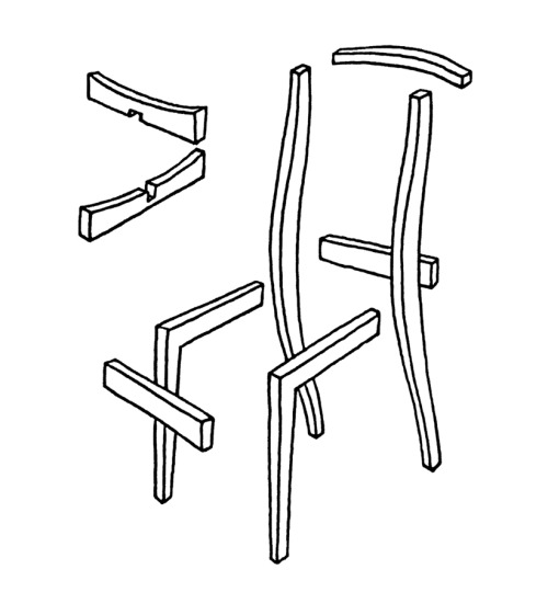 Design is fine history is mine jasper morrison for Plywood chair morrison