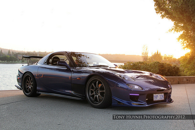RX7 by Tony T Huynh on Flickr.