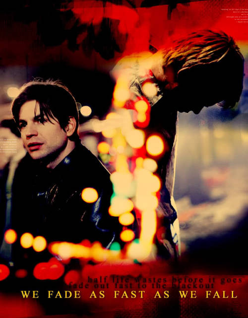Brian/Justin, QAF episode 5x10. An oldie found lingering nestled deep within Photobucket folders.