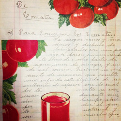 One of many pages to be scanned from Mimi's cooking journals. on Flickr.