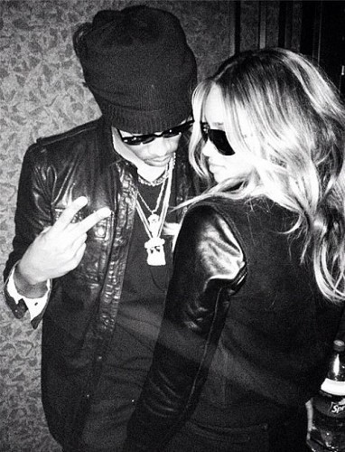 "Video: Future Talks About Relationship With Ciara      After tearing down the stage at FADER Fort at SXSW, Future sits down with FADER TV for a quick chat. First, he talks about loyalty on the track ""Turn On The Lights"". Then ,he talks to us about his relationship with Ciara and what it's like to work with her in the studio. He also says that her album ""One Woman Army"" will be a classic. Watch the video below.    http://www.kyitl.com/video-future-talks-about-relationship-with-ciara/"