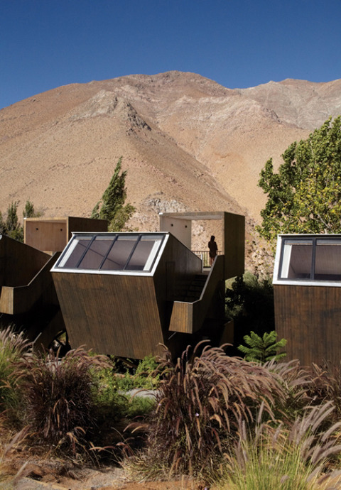 cabbagerose:  elqui domos hotel via: sweetstation