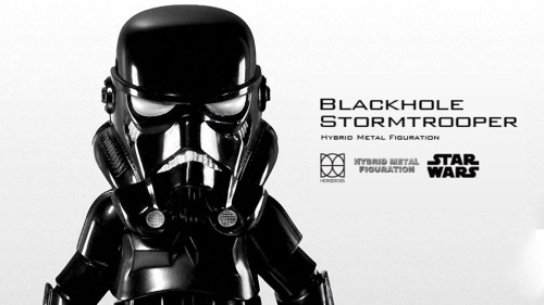 urone:  Star Wars Blackhole Stormtroopers Announced
