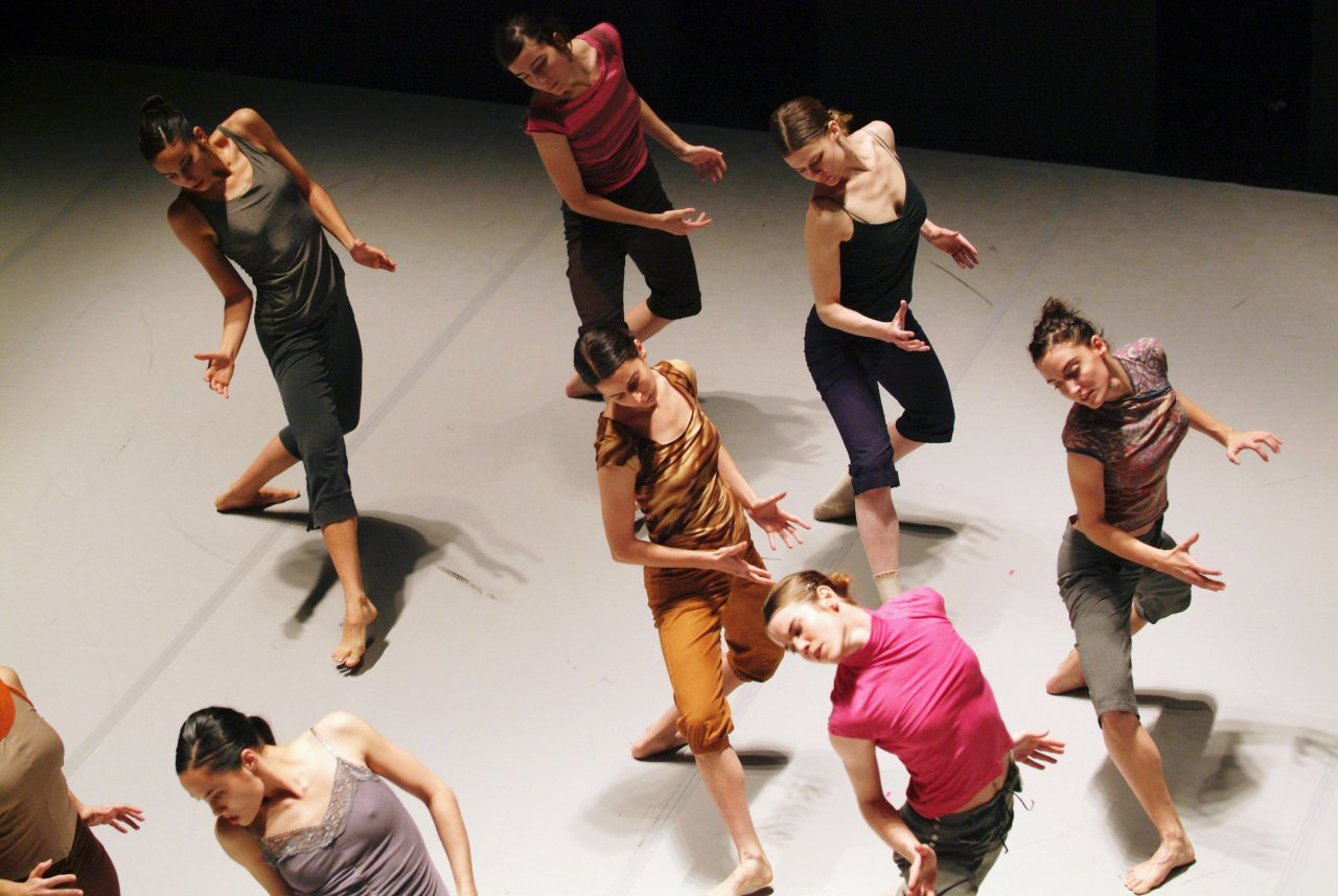 danseaujourdhui:  Three by Ohad Naharin.  Photo by Gadi Dagon.