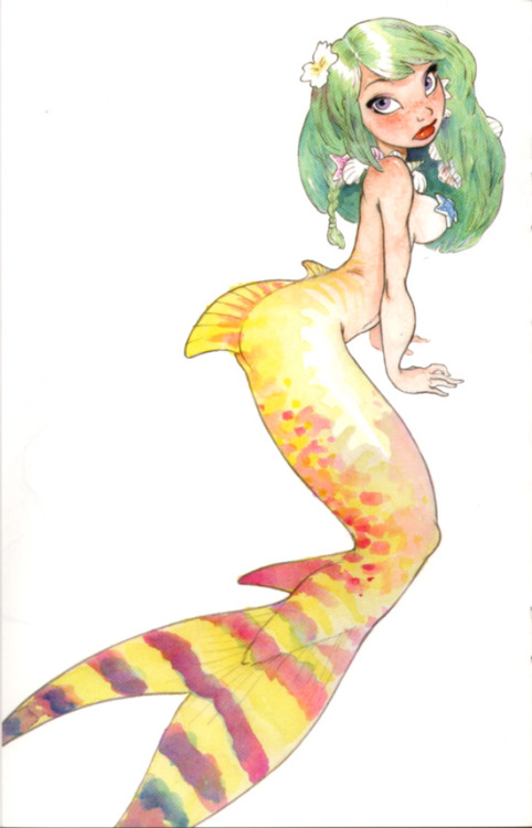 artblog-with-lots-of-booty:  Chris Sanders