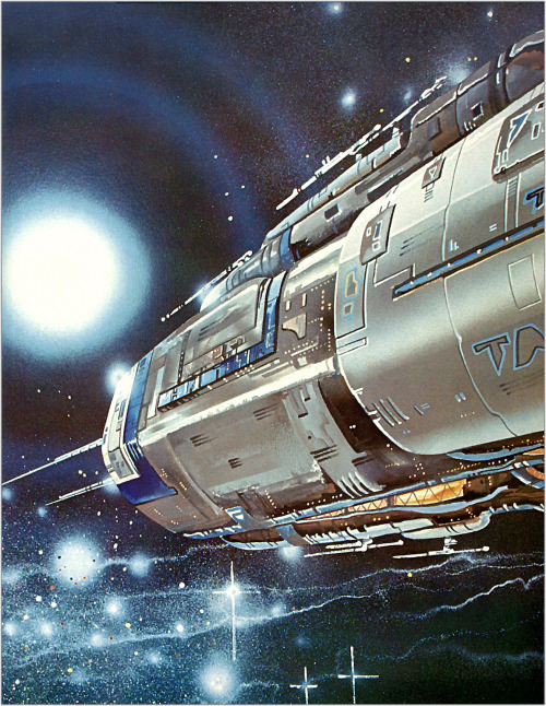 zensunnirogue:  Art by Edward Blair Wilkins - Journey
