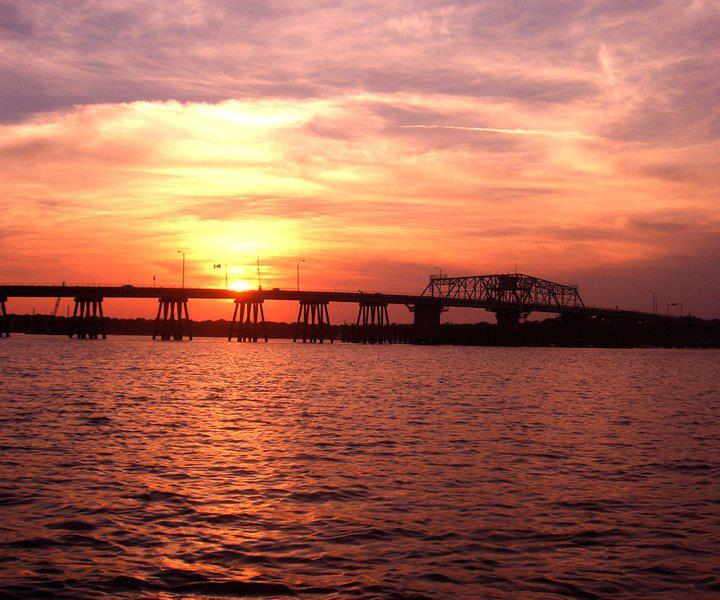 Richard V. Woods Memorial Bridge Beaufort, SC