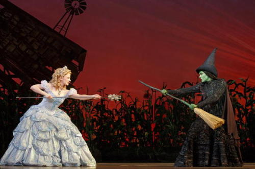 (via `Wicked¿ grandiose but also character-driven - southbendtribune.com)