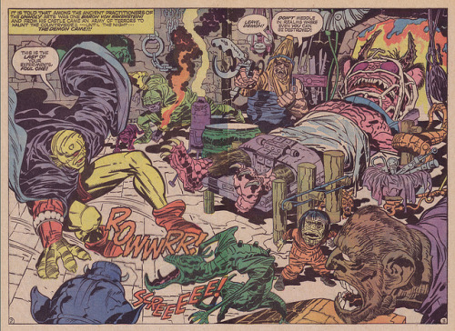 Jack Kirby passed away on this day 19 years ago.  Long live the King.