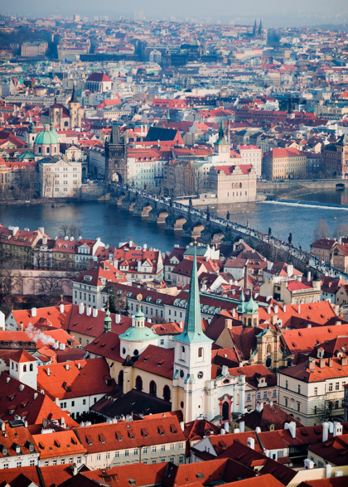travelingcolors:  Prague | Czechia (by John & Tina Reid)