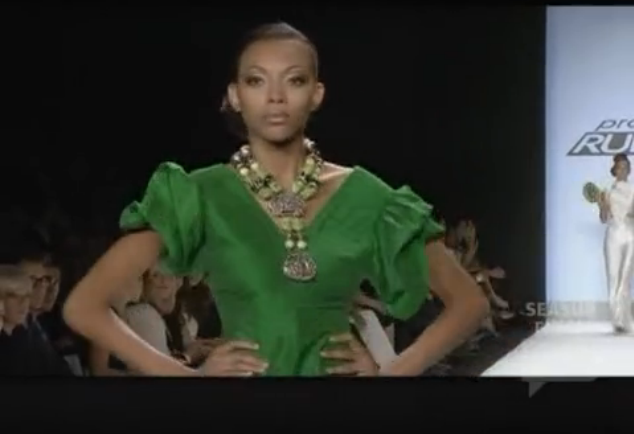 Bianca from cycle 9 on Project Runway?