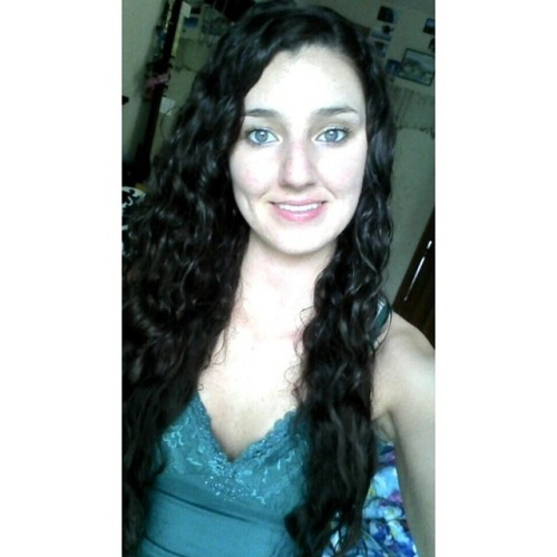 Just another day. #selfie #bored #blueeyes #smile #longhair #curlyhair