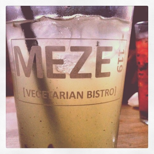 Homaigerd nom (at Meze 119 - International Bistro)