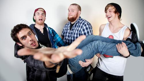 "xbencorex:  EXCLUSIVE South Jersey/Philadelphia pop punk band, Count To Four, has listed their Top 5 favorite venues in Philadelphia exclusively for xBencorex. Check out the list below with descriptions for why each venue made the list! Make sure to check out the band's latest video for ""Lavender Town,"" which is on their latest album Between Two Cities, available on iTunes now. For more information on Count to Four, be sure to check out their Facebook and Twitter pages. Count To Four's Top 5 Favorite Philadelphia Venues The Electric Factory: It's where all of the big shows are. (minus super bands who go to the Susquehanna Center). It's where most of us started when we started going to shows, seeing bands like Fall Out Boy, New Found Glory, Sum 41, Thrice, etc. It remains to be a venue that the bands we listen to go to. Just recently the Startling Line did their reunion tour show there, and the Wonder Years opened. It's just a great venue to be at, typically with great sound.  The TLA: It's on South Street, which is a favorite place of all of us to go in Philly. On top of that, we've played the TLA opening for Street Dogs once, it was a very cool experience. Jay interned there and knows many of the employees, so it's a more familiar environment. It also is a great place for fans to interact with band members, typically they'll be walking about since the show venue's green rooms are limited.  The Trocadero: One of the first and largest places any of us ever played, and it's still completely DIY owned and run. The Troc recently redid their ceiling as well, so it's never sounded better. It was once a theatre, so when you walk in you really get a different vibe than that of other venues. It's overall just a cool place. Dobbs: Another really awesome venue, it features different styles of musicians than metal or pop-punk usually. Our friends In the Presence of Wolves play there often and it's always a good crowd for them as they're progressive rock. It's just a nice place to chill if you have the weekend off and want to hear good independent music.  Susquehanna Center: Used to be called the Tweeter Center back in the day, but we had to include this. Its where Warped Tour is each year. It's where most of us went to our very first show. It's just so big that crazy stuff always happens like huge mosh pits on lawn. Mike saw Fall Out Boy, All American Rejects and Hawthorne Heights there, talk about a throwback."