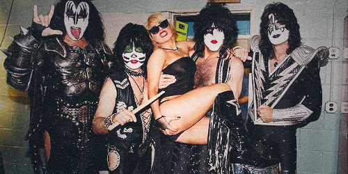 Gaga and favorites!