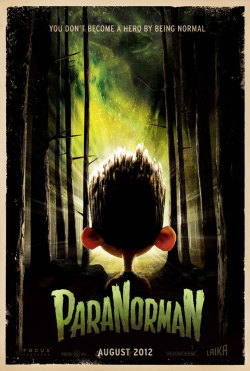 Movies I've Seen in 2012 202.  ParaNorman (2012) Starring:  Kodi Smit-McPhee, Anna Kendrick, Christopher Mintz-Plasse  Directors:  Chris Butler, Sam Fell Rating:  ★★★/5
