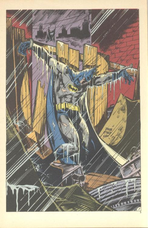 apotheo:  1989 - The Many Deaths of Batman