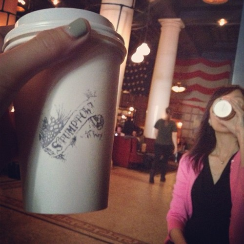 #stumptown with mother  (at Ace Hotel New York)