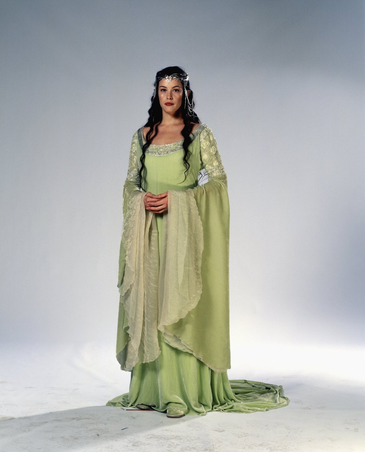 suicideblonde:  Liv Tyler as Arwen