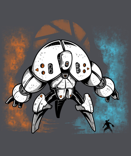 Last Boss Prints and t-shirts available on Society6 Created by MeleeNinja