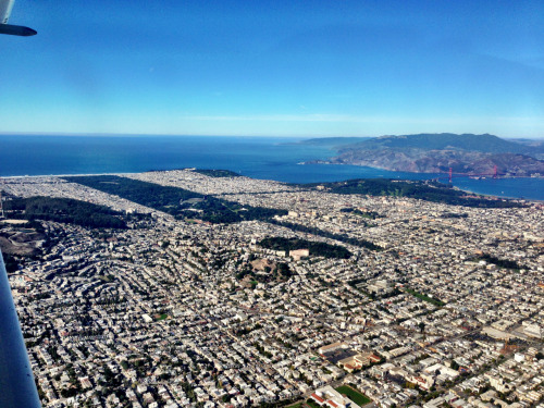 San Francisco Sprawl.