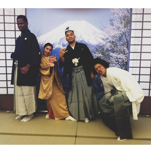 jeffbernat:  TOKYO! We out here! #Japan