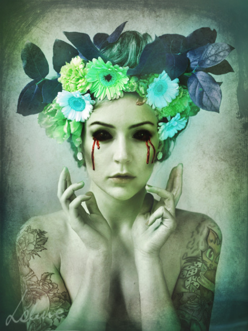 springtime sadness by *miss-lakune