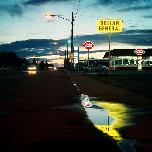 DQ - Dollar General, Marfa, Texas, March 2005 — Allison V. Smith