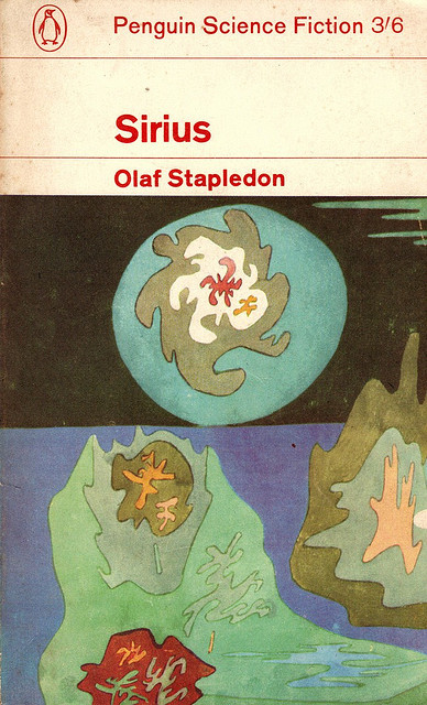 "1999 by mjkghk on Flickr.Via Flickr: Penguin First Edition published in 1964. The cover shows"" In The Land Of Precious Stone"" by Paul Klee"