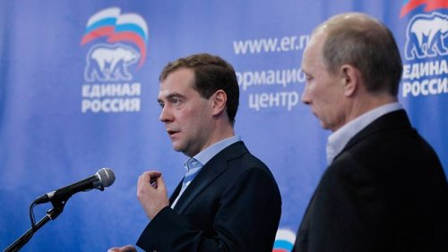 Forget 2011, there is a real threat to democracy in Russia in 2013In 2011, there were protests concerning alleged election fraud by United Russia – which is now in…View Postshared via WordPress.com