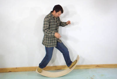 Really want to build one of these curvy boards. Need to build up my collection of clamps a bit first.