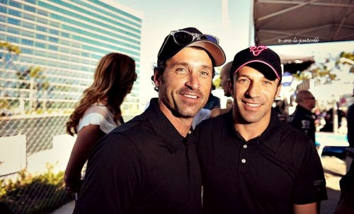 I think I can see perfection here…two of my favourite men ever <3 :)