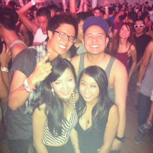 Sexy ass people at Porter Robinson! #porterrobinson #edm #palladium