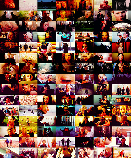 lavscar:  Every episode of Alias [view larger]