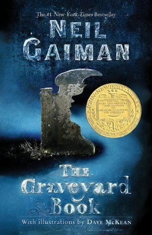 The Graveyard Book - Neil Gaiman   Nobody Owens, known to his friends as Bod, is a normal boy. He would be completely normal if he didn't live in a sprawling graveyard, being raised and educated by ghosts, with a solitary guardian who belongs to neither the world of the living nor of the dead. There are dangers and adventures in the graveyard for a boy-an ancient Indigo Man beneath the hill, a gateway to a desert leading to an abandoned city of ghouls, the strange and terrible menace of the Sleer. But if Bod leaves the graveyard, then he will come under attack from the man Jack—who has already killed Bod's family… . Beloved master storyteller Neil Gaiman returns with a luminous new novel for the audience that embraced his New York Times bestselling modern classic Coraline. Magical, terrifying, and filled with breathtaking adventures, the graveyard book is sure to enthrall readers of all ages.