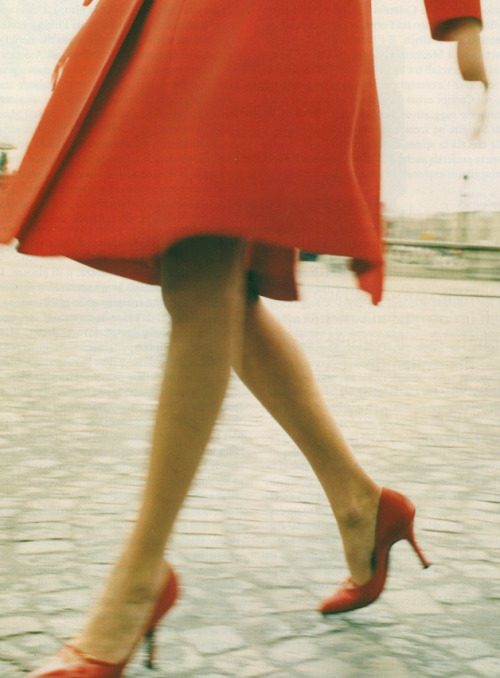 furples:  Stella Tennant by Walter Chin for Vogue Italia August 1995