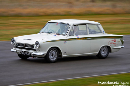 carpr0n:  Far from home Starring: Ford-Lotus Cortina Mk 1 (by autoidiodyssey)