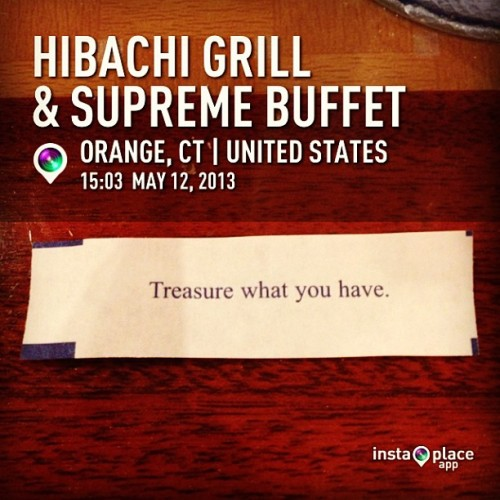 Happy Mother's Day! (at Hibachi Grill & Supreme Buffet)