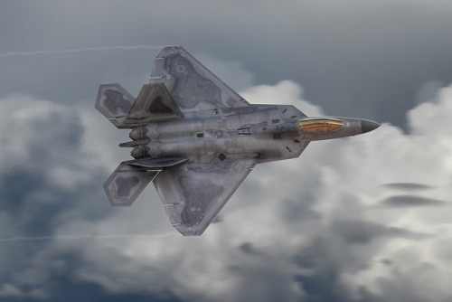 F22A Raptor by glenhaas309 on Flickr.
