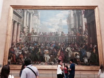ombrume:  from the Louvre, this painting is mindblowing